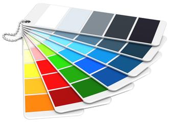 Odciene kolorów