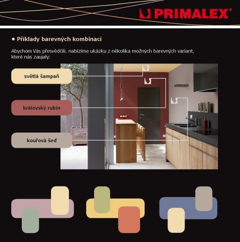 Odstíny barev Primalex Inspiro - Odstíny barev Primalex Inspiro