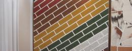 Vzorkovník farieb cihlové obklady Delap - OBKLAD - cihla, barevná skála