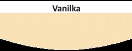 Vzorník barev Kittfort Colorline Premium - Vanilka