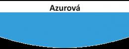 Vzorník barev Kittfort Colorline Premium - Azurová