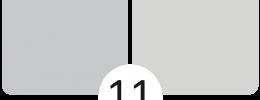 11 Světle šedá