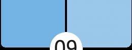 09 Azurová