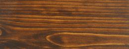 Vzorník barev Astra Vernici Astraxil HS venkovní olej na dřevo - tmavý ořech 378